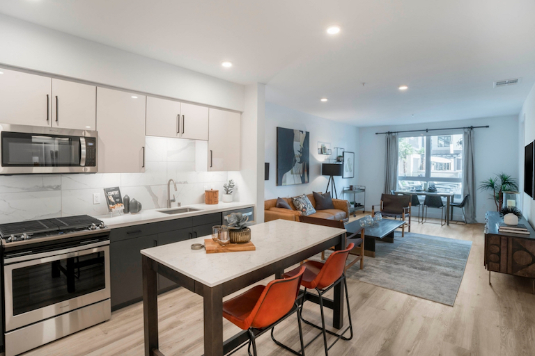 $900/mo Single Room in Beautiful Seattle Luxury Apartment photo