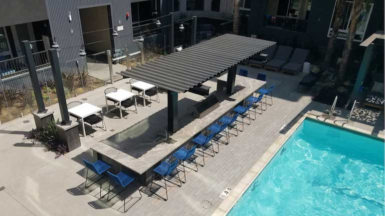 $1,200/mo Single Room in Beautiful Los Angeles Luxury Apartment